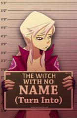 Witch With No Name (Turn Into)- Fixxxer porn comics 8 muses