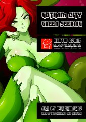 Gotham City- Green Seeding (WitchKing00) porn comics 8 muses
