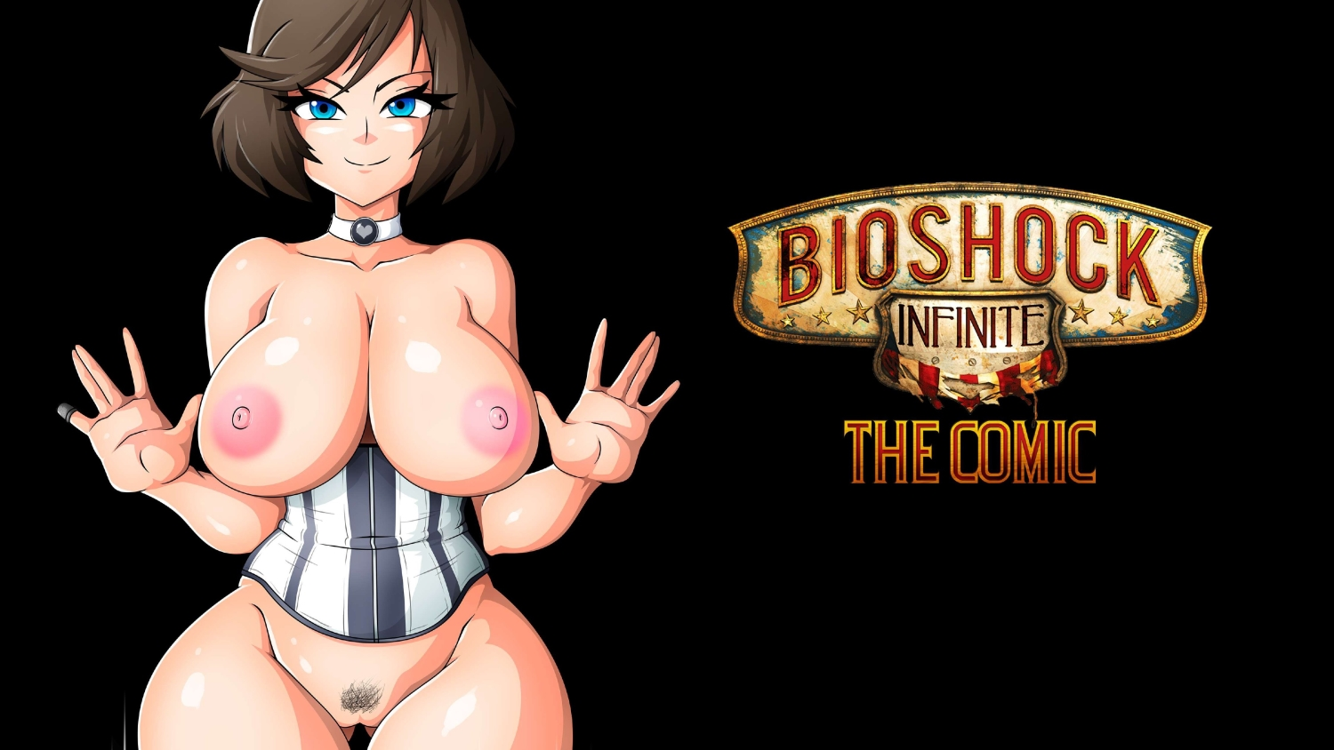 Witchking00 – BioShock Infinite porn comics 8 muses
