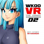 Witchking00- VR The Comic 2 porn comics 8 muses