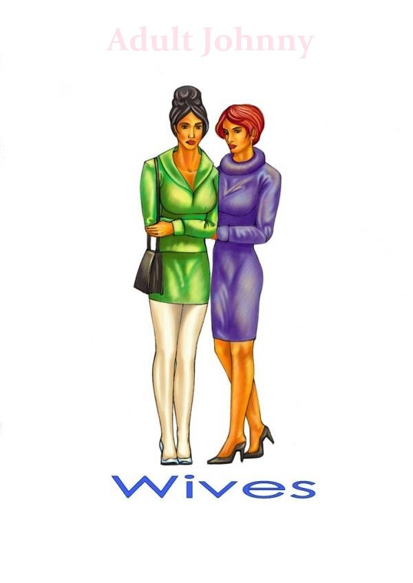 Wives- Erotics Group Sex image 1
