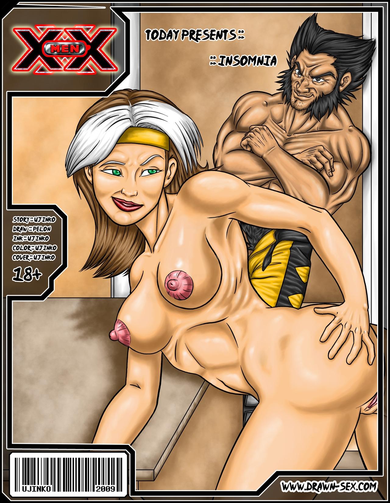 X-Men All Fuck – Insomnia (Drawn-Sex) porn comics 8 muses