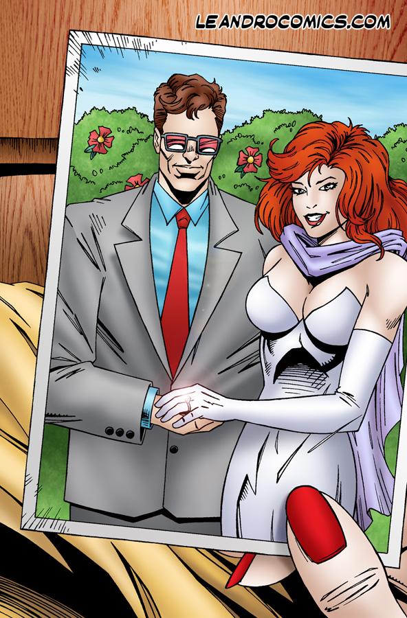 X-Men- Need A Man (Leandro) porn comics 8 muses