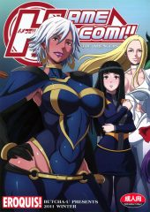HameComi! – The Ahengers porn comics 8 muses