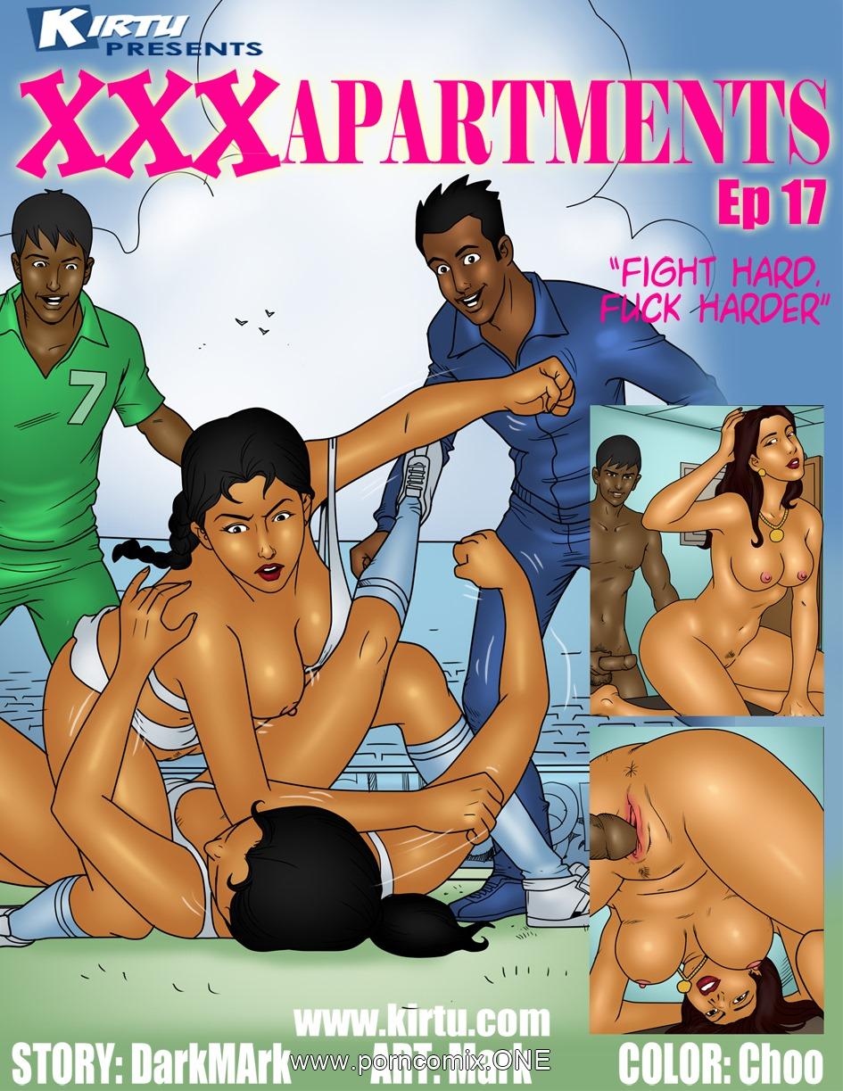 XXX Apartments 17- Fight Hard Fuck Harder image 1