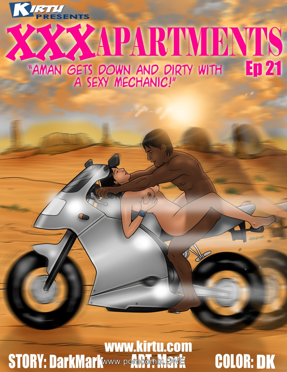XXX Apartments 21- Dirty With A Sexy Machine porn comics 8 muses