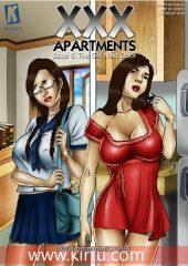 XXX Apartments Episode 6- Girl Next Door porn comics 8 muses