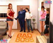 Y3DF- Bad Boss porn comics 8 muses