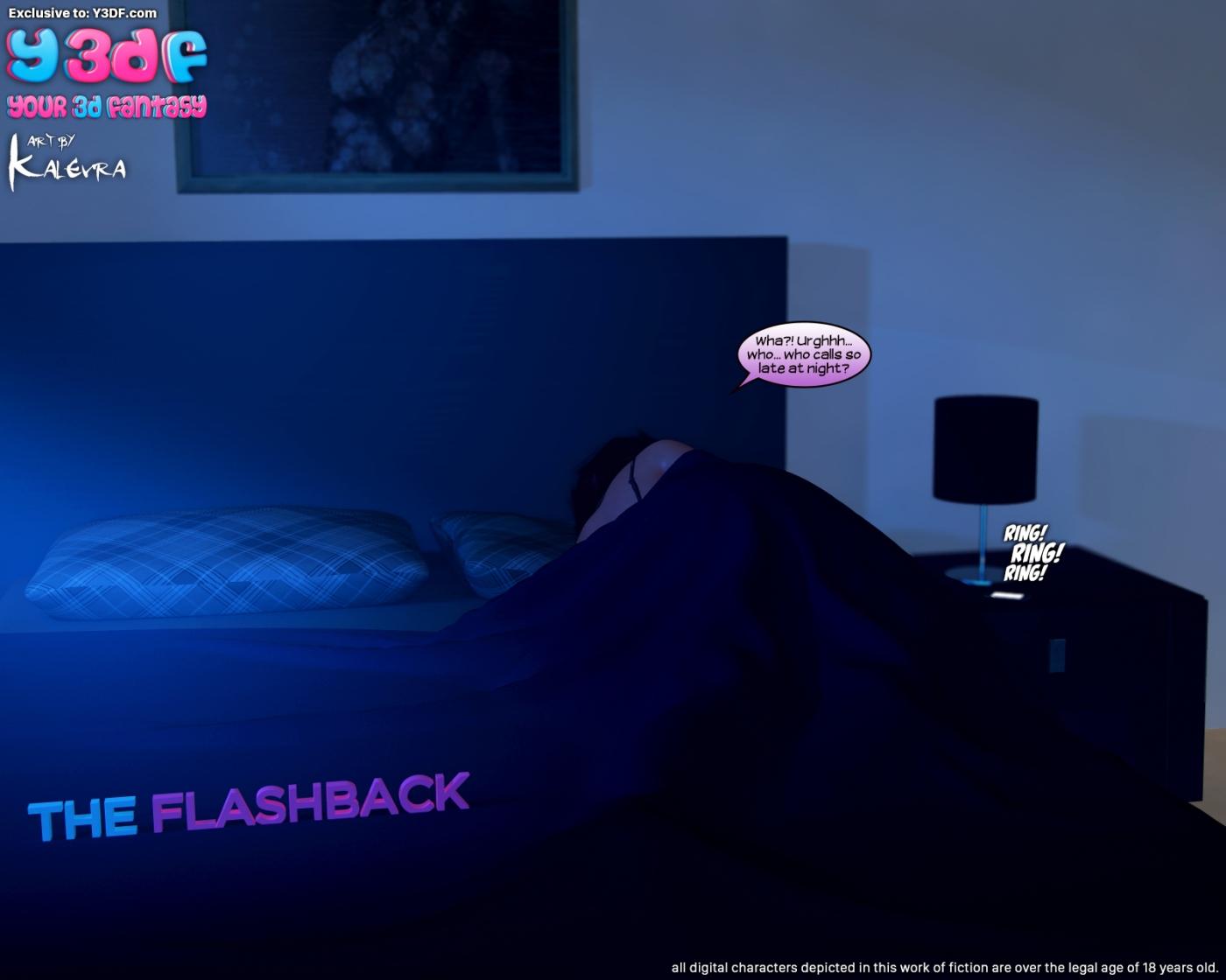 Y3DF- Flashback porn comics 8 muses