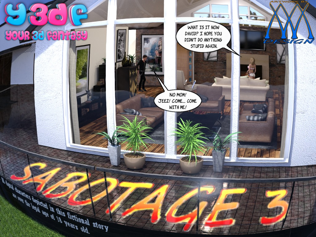 Y3DF- Sabotage 3 porn comics 8 muses