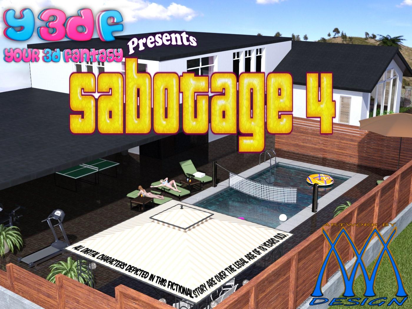 Y3DF- Sabotage 4 porn comics 8 muses