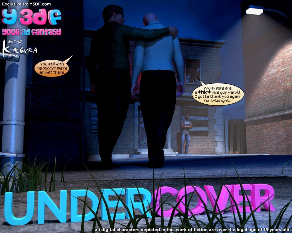 Y3DF- Undercover porn comics 8 muses