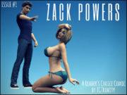 Zack Powers 1 & 2- TGTrinity porn comics 8 muses