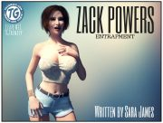 Zack Powers Part 11- TGTrinity porn comics 8 muses
