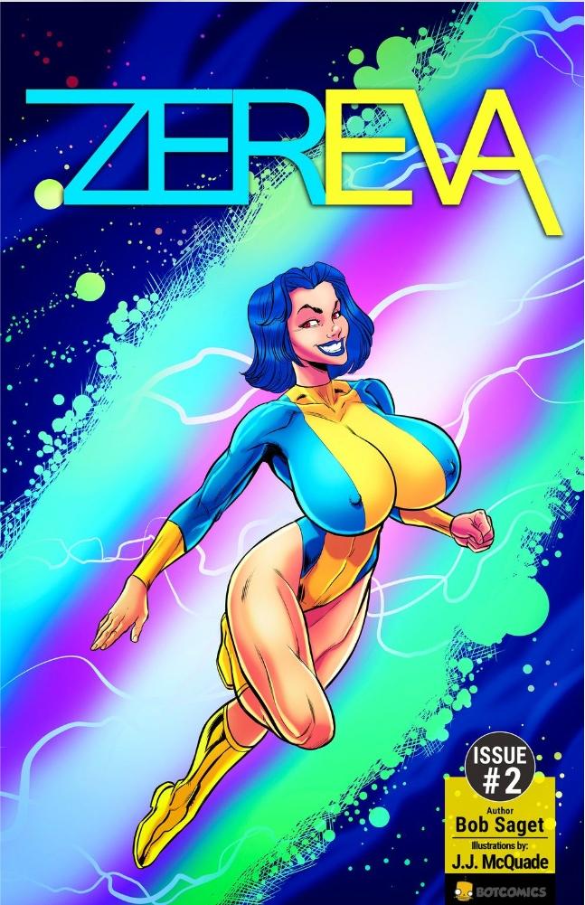 Zereva 2- Botcomics porn comics 8 muses