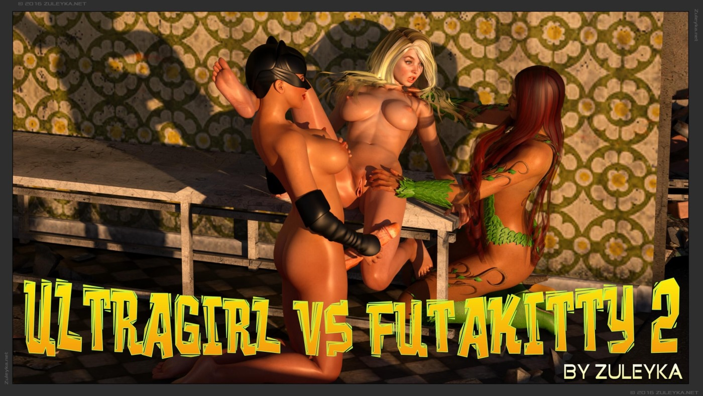 Zuleyka- Ultragirl Vs Futakitty 2 porn comics 8 muses