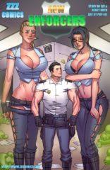 ZZZ- AGW Enforcers porn comics 8 muses