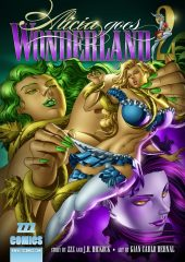 ZZZ- Alicia Goes Wonderland 2 porn comics 8 muses