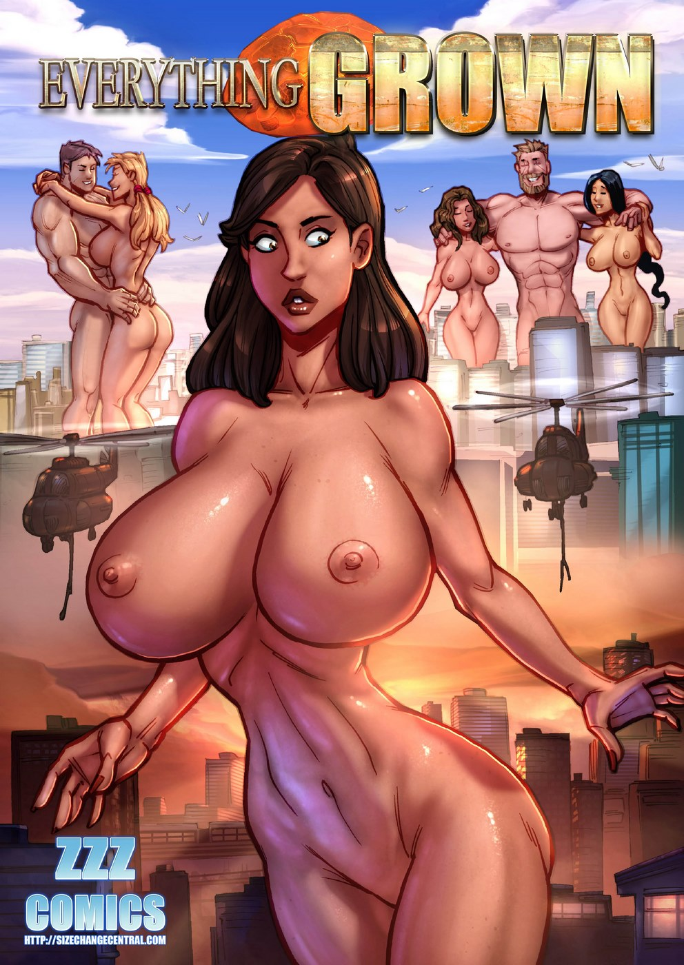 ZZZ- Everything Grown CE porn comics 8 muses