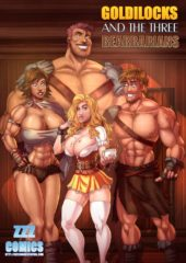 ZZZ- Goldilocks and three Bearbarians porn comics 8 muses