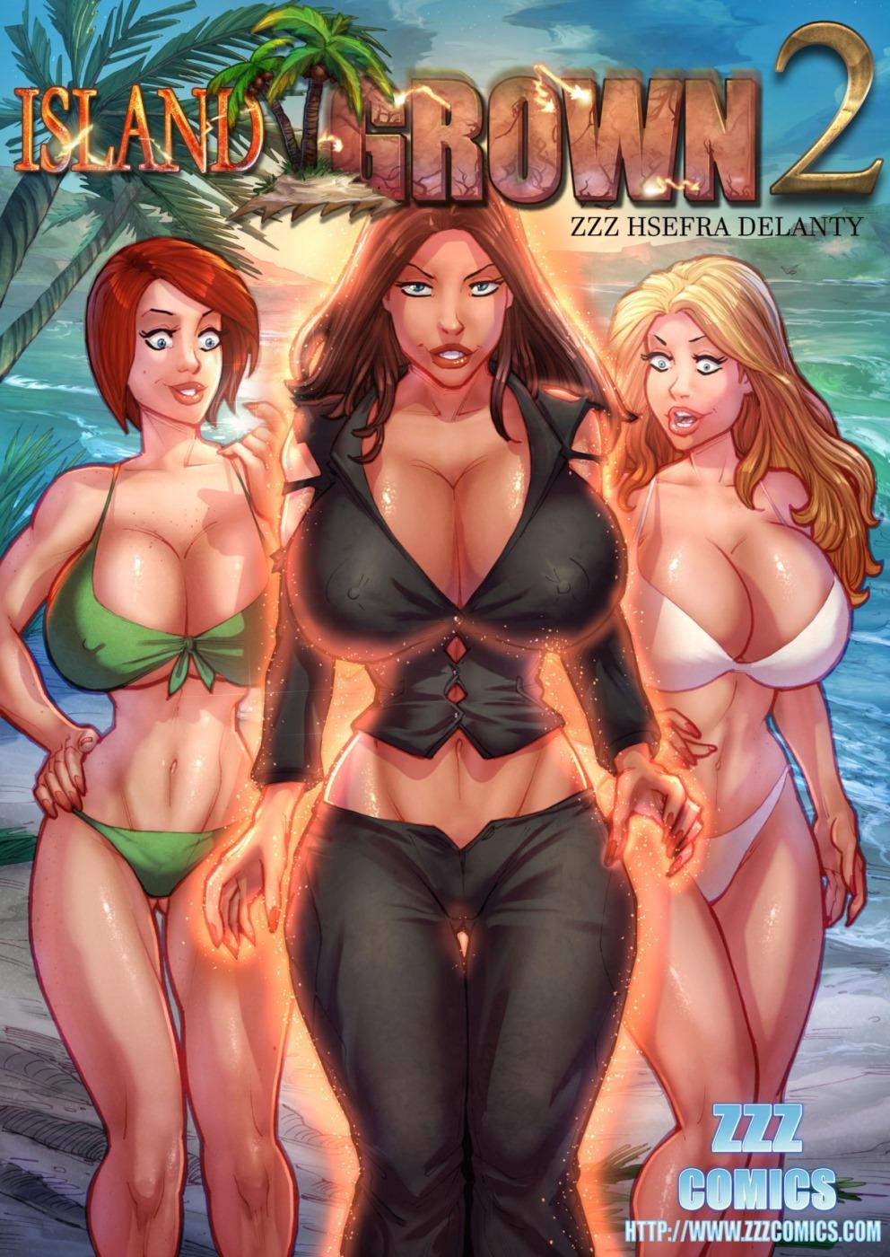 ZZZ- Island Grown 2 porn comics 8 muses