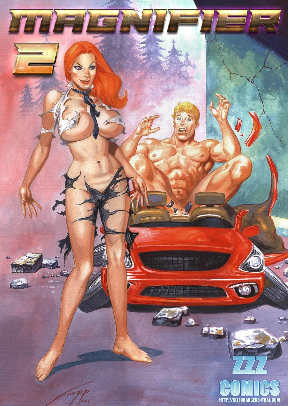 ZZZ- Magnifier 2 CE porn comics 8 muses