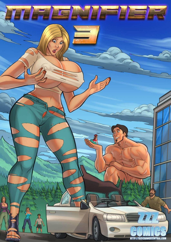 ZZZ – Magnifier 3 porn comics 8 muses
