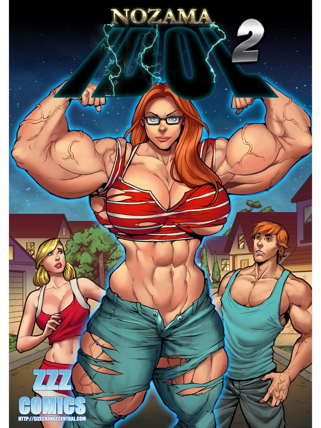 ZZZ- Nozama Idol 2 porn comics 8 muses