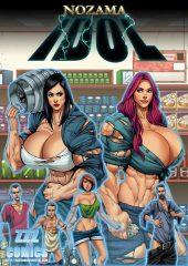 ZZZ- Nozama Idol porn comics 8 muses
