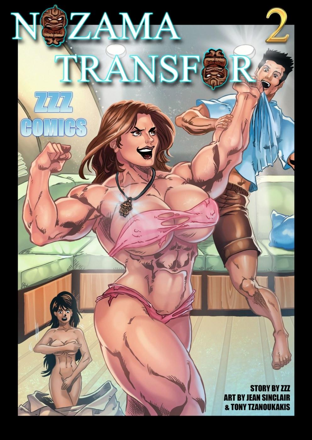 ZZZ- Nozama Transfer 02 porn comics 8 muses