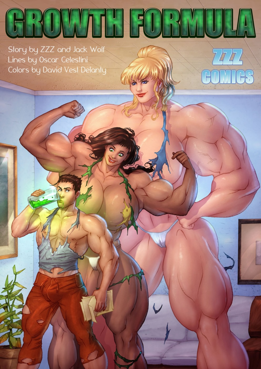 ZZZ- Growth Formula CE porn comics 8 muses