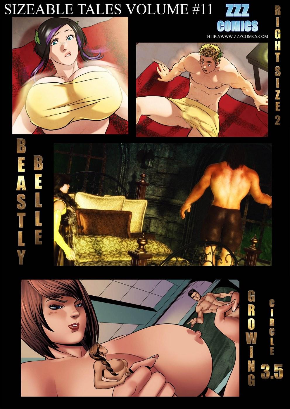 ZZZ- Sizeable Tales 11 CE porn comics 8 muses