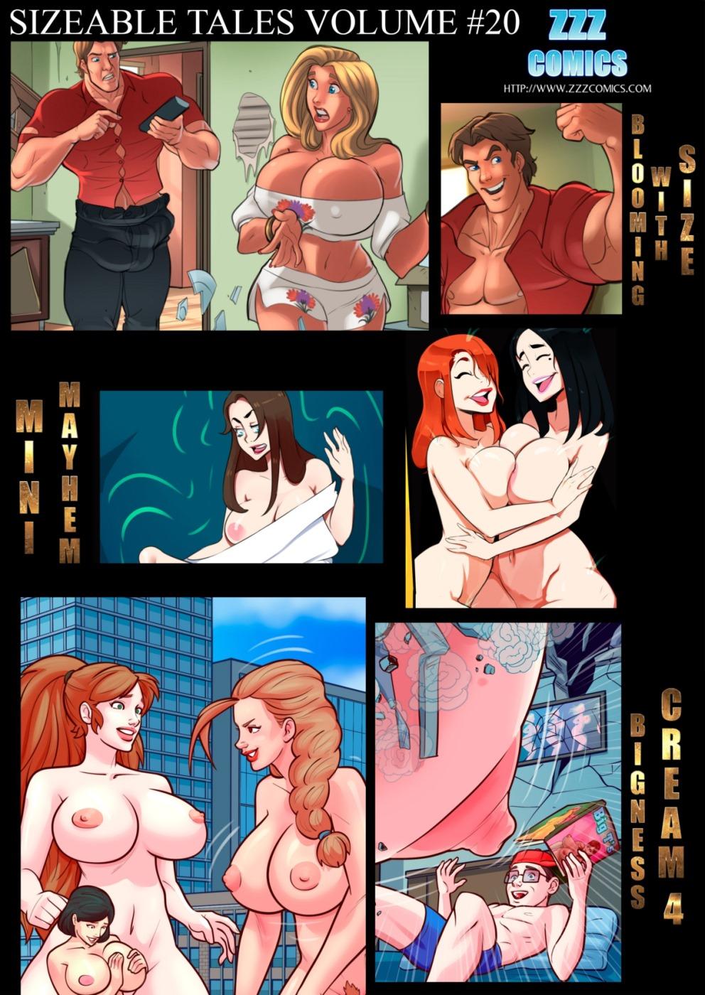 ZZZ – Sizeable Tales 20 CE porn comics 8 muses