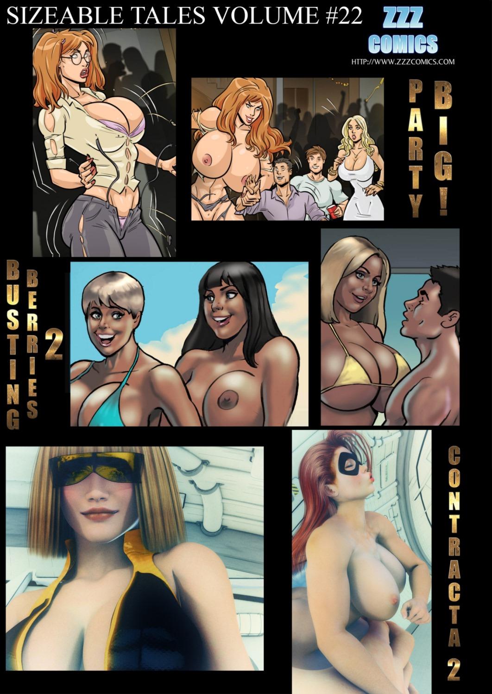 ZZZ- Sizeable Tales 22 porn comics 8 muses