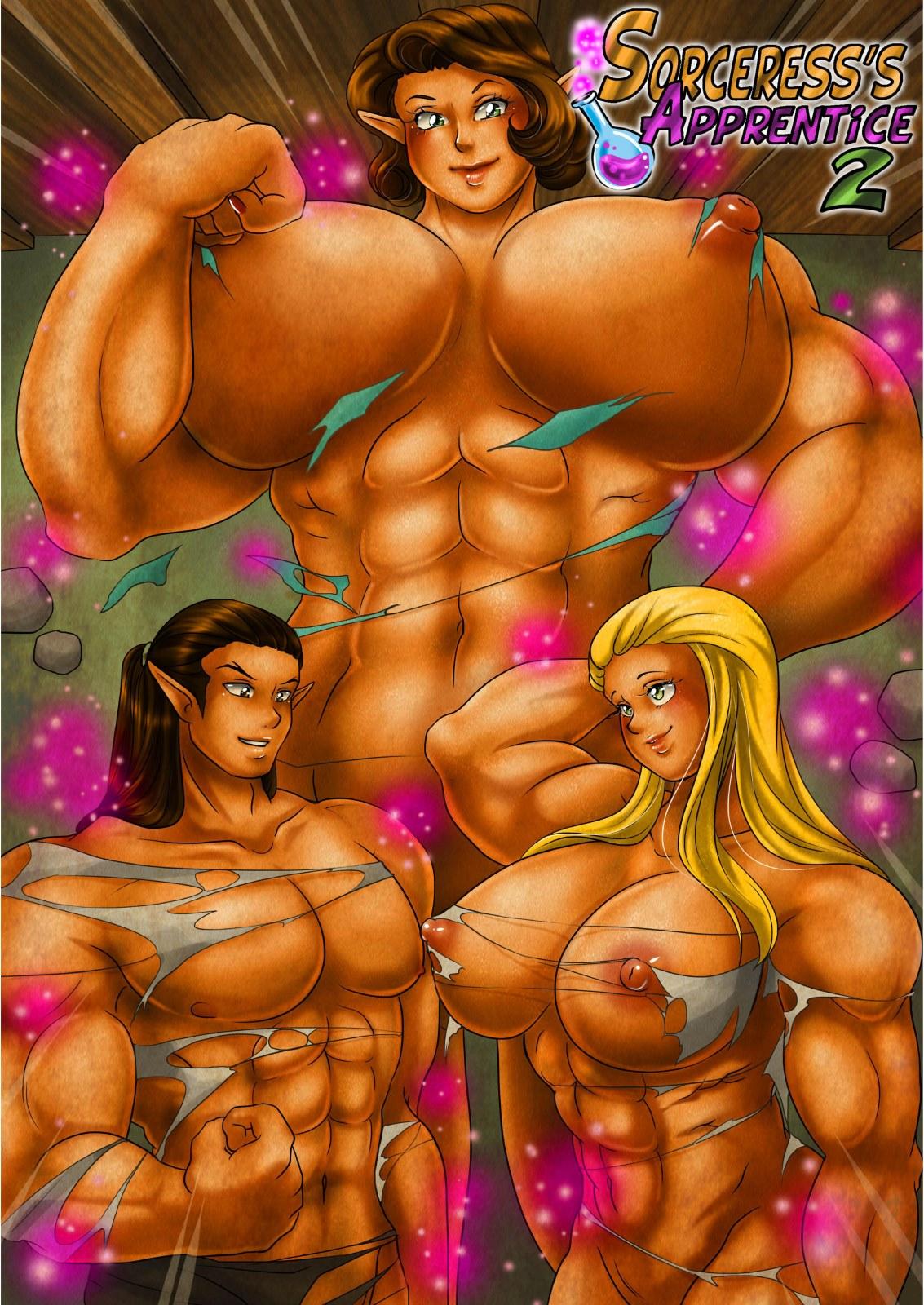 ZZZ- Sorceress Apprentice 2 porn comics 8 muses