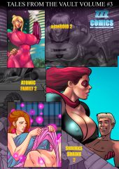 ZZZ- Tales From The Vault 3 porn comics 8 muses