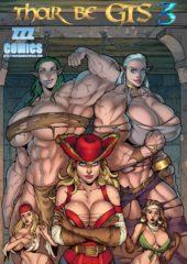 ZZZ- Thar BE GTS 3 porn comics 8 muses