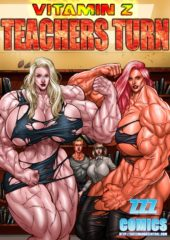 ZZZ Vitamin Z – Teachers Turn porn comics 8 muses