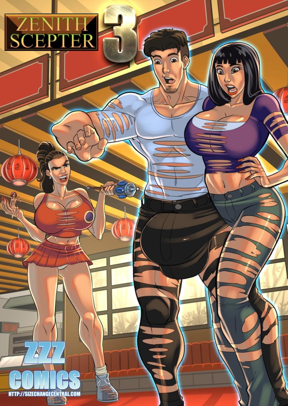 ZZZ- Zenith Scepter 3 porn comics 8 muses